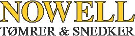 Nowell Tømrer & Snedker Logo